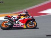 Kualifikasi MotoGP Amerika: Marquez Pole, Rossi Start Kedua