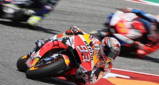 Hasil Lengkap Pemanasan MotoGP Austin, Amerika 2019