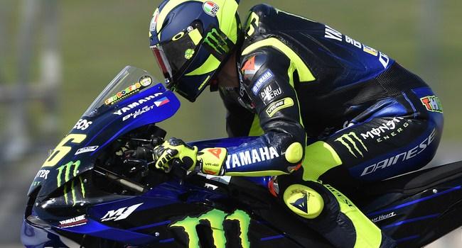 Start Kedua di MotoGP Amerika, Rossi: Kami Semakin Tangguh