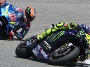 MotoGP Amerika: Rossi Jelaskan Penybab Kalah dari Rins