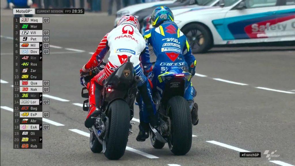 race motogp le mans 2019