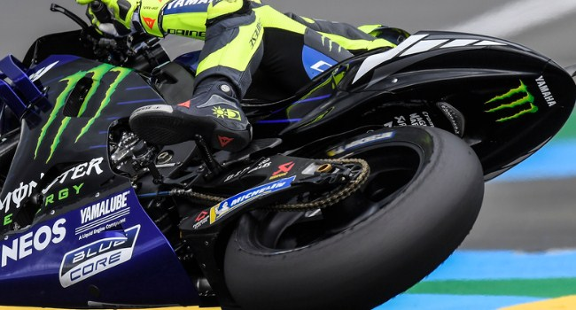 MotoGP Prancis: P14, Rossi Bermasalah di Akselerasi