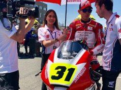 Anak Surabaya Mentas di Moto3 Italia