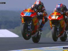 Hasil Lengkap Latihan Bebas 2 Moto2 Le Mans, Prancis 2019