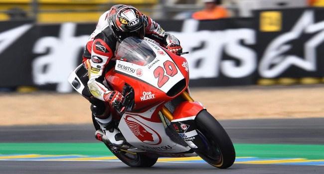 Race Moto2 Prancis: Marquez Menang, Dimas Ekky Jatuh