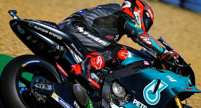 MotoGP Prancis: Quartararo ke-3, Peluang Menang Seri Kandang