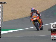 FP2 Moto2 Prancis: Binder Tercepat, Dimas Ekky 31 Lagi