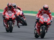 MotoGP Prancis: Kenapa Miller Mengalah dari Dovi?