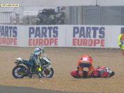 Hasil Race CEV Moto3 Prancis: Kunii Menang, Mario Aji Gagal Finis