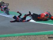FP2 Moto2 Spanyol: Schrotter Pertama, Dimas Ekky 30