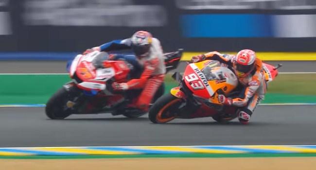 MotoGP Prancis: Marquez Ungkap Kunci Kemenangan di Le Mans