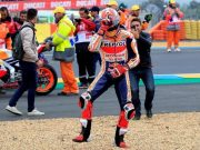 Rider Honda Lain Kesulitan, Marquez: Bukan Urusan Saya