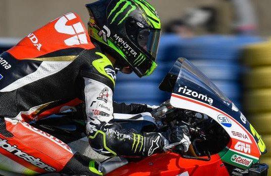 Crutchlow Tak Bisa Keluhan Honda Karena Marquez