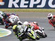 Klasemen Sementara CEV Moto3 Usai Seri Le Mans, Prancis 2019