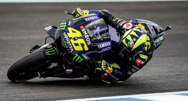 Rossi: Saya Sangat Suka Sirkuit Le Mans