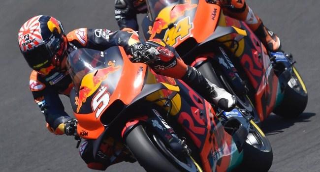MotoGP Prancis: Zarco Terancam Putus Kontrak dengan KTM