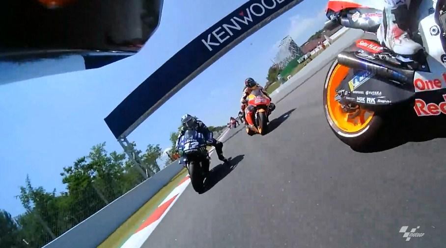 MotoGP Catalunya: Ini Alasan Lorenzo Tak Dapat Hukuman