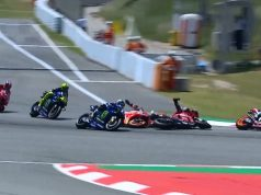 MotoGP Catalunya: Lorenzo Jelaskan Penyebab Kecelakaan Beruntun
