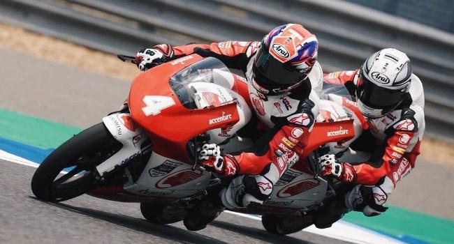 Race 2 ATC Malaysia: Afridza Menang, Adenanta Podium 2