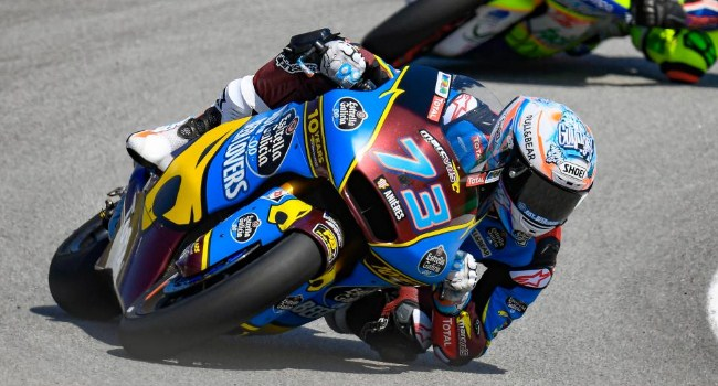 Klasemen Sementara Moto2 Usai GP Catalunya, Spanyol 2019