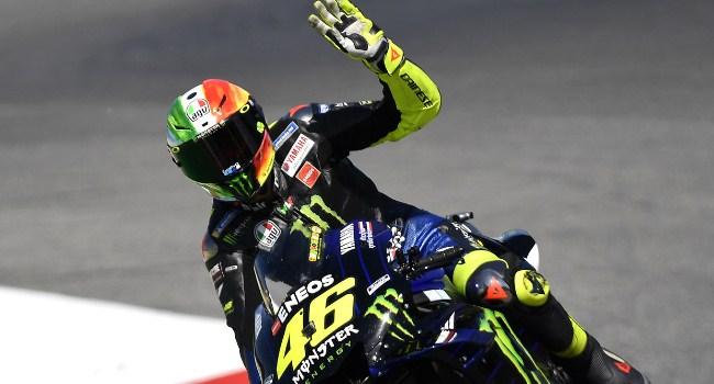 Rossi Sebut Yamaha Suah Tak Mampu Bersaing Lagi