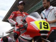 Race 1 CEV Moto2 Catalunya: Andi Gilang Finis 12, Gerry 18