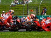 MotoGP Italia: Petrucci Minta Maaf Senggol Dovi