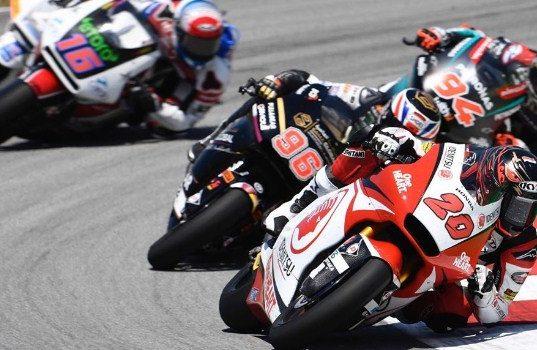 Dimas Ekky Kecewa Hasil Moto2 Catalunya