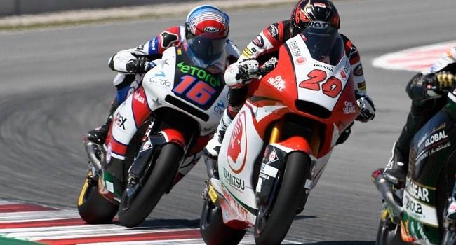 Bos Honda Puji Performa Dimas di Moto2 Catalunya