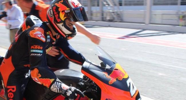 Komentari Motor KTM, Pedrosa: Ik..ik..ik, wek..wek..wek, tuk..tuk..tuk..