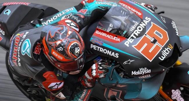 Yamaha Siapkan Quartararo Jadi Pengganti Rossi