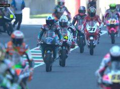 Pemanasan Moto3 Italia: Gerry Salim Tembus 10 Besar