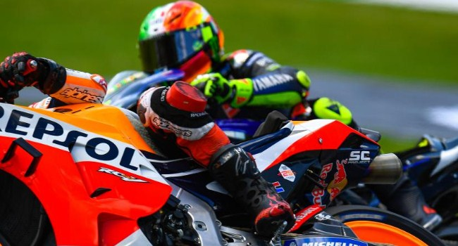 Ternyata Ini Alasan Rossi Dulu Tinggalkan Repsol Honda