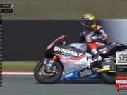 FP1 Moto2 Catalunya: Luthi Tercepat, Dimas Ekky Tembus 25