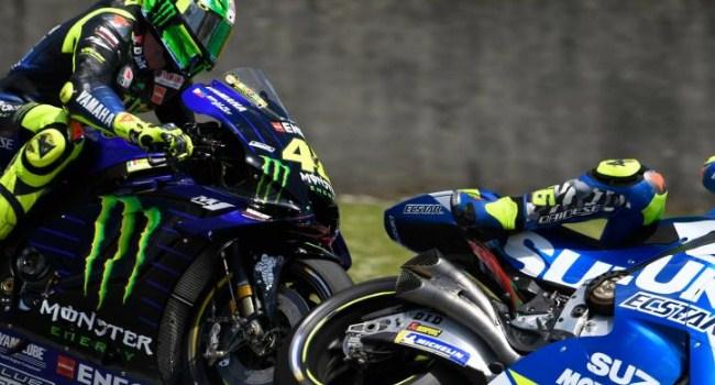 Yamaha Kecewa Hasil Buruk Rossi-Vinalaes di Mugello