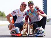 MotoGP Catalunya: Pekan Sempurna Marquez Bersaudara