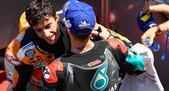 Marquez Sempat Takut Laju Quartararo di Catalunya