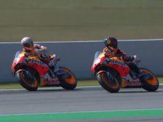 MotoGP Catalunya: Penyebab dan Alasan Marquez Marahi Lorenzo