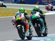 Crutchlow Protes Hanya Marquez Cepat Pakai Honda