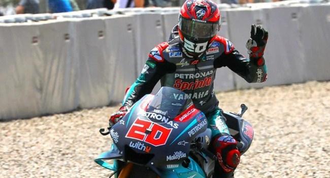 MotoGP Catalunya: Podium Perdana Rookie Quartararo