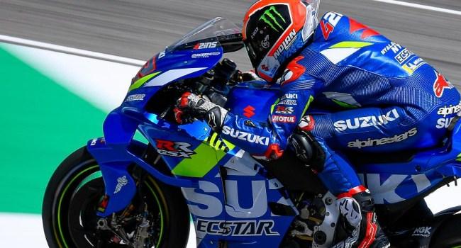 Suzuki Ecstar Turunkan Tiga Pembalap di MotoGP Catalunya