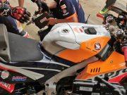 Lorenzo Jelaskan Fungsi Sayap Pada Tangki Motornya