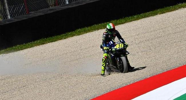 MotoGP Spanyol: Rossi Ragu Bisa Naik Podium Catalunya
