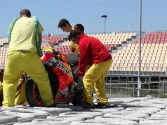 Lagi, Lorenzo Kecelakaan Parah di Tes MotoGP 2019 Catalunya