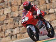 Kualifikasi CEV Repsol Moto3: Alcoba Pole, Mario SA Start 16