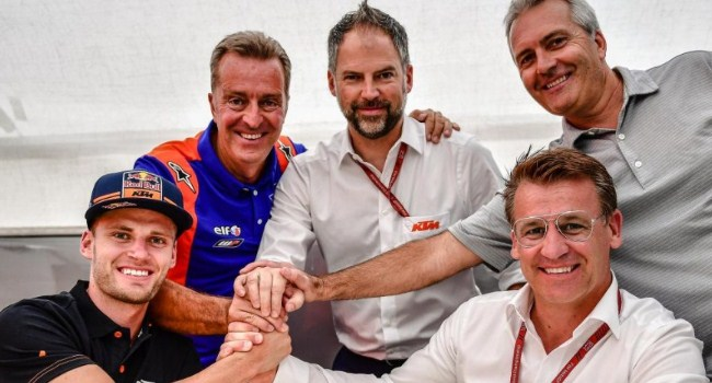 Resmi! Binder Gabung Red Bull KTM Tech3 MotoGP 2020