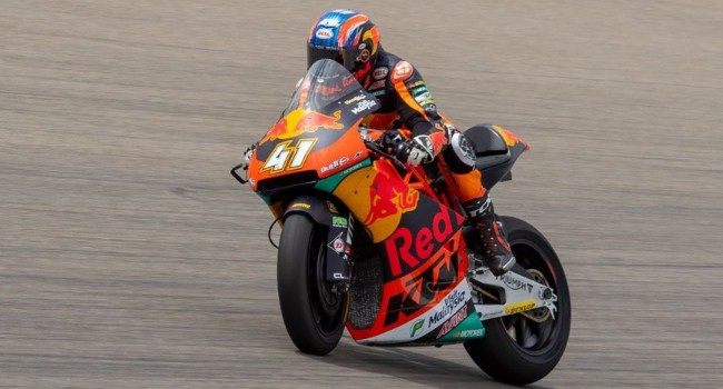 Binder Tes Motor KTM MotoGP di Brno