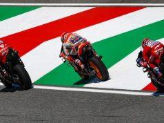 Ducati Gagal Karena Salah Marquez