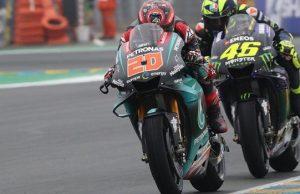 Rossi Heran Quartararo Bisa Sangat Cepat
