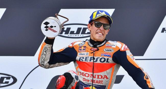 Sindiran Marquez, Rossi dan Ducati Jauh dari Juara Dunia